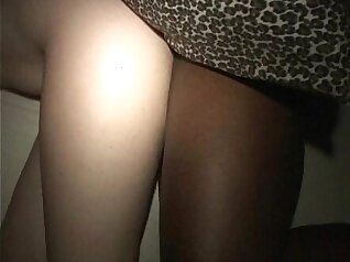 Cougar milf gets interracial pussy fuck and facial