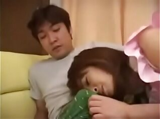 Asian japanese fucked and creampied