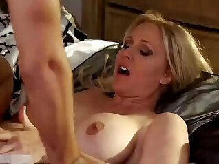 Alluring bitch sub received a terrific penetration in kitchen