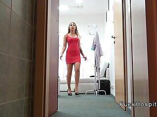 Nurse With Breathtaking Big Tits