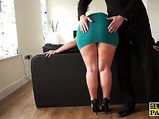 British girl hot anal jiggling till massive facial