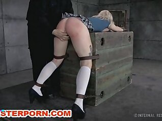 BDSM Slave Is One Of The Most Hung And Polite Male