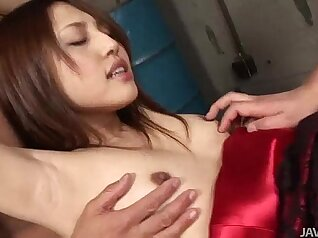 Asian male beauty deepthroat and blowjob