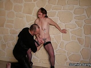 My French Slut Gives A Good Fist